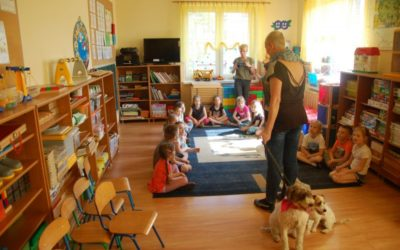 """Spotkanie w Integracyjnym Przedszkolu Miejskim nr 3 """"Jarzębinka"""" w Kutnie"""