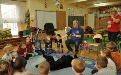 Spotkanie w Szkole Podstawowej nr 162