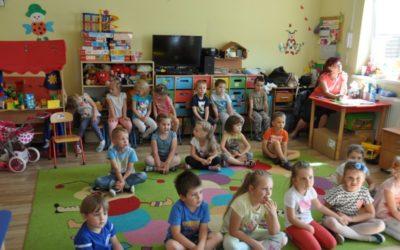 """Spotkanie w Przedszkolu """"Maluchowo"""" w Kutnie"""